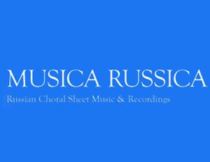 Picture for manufacturer Musica Russica