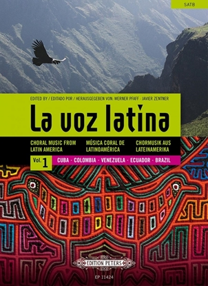 Picture of La Voz Latina - Choral Music from Latin America